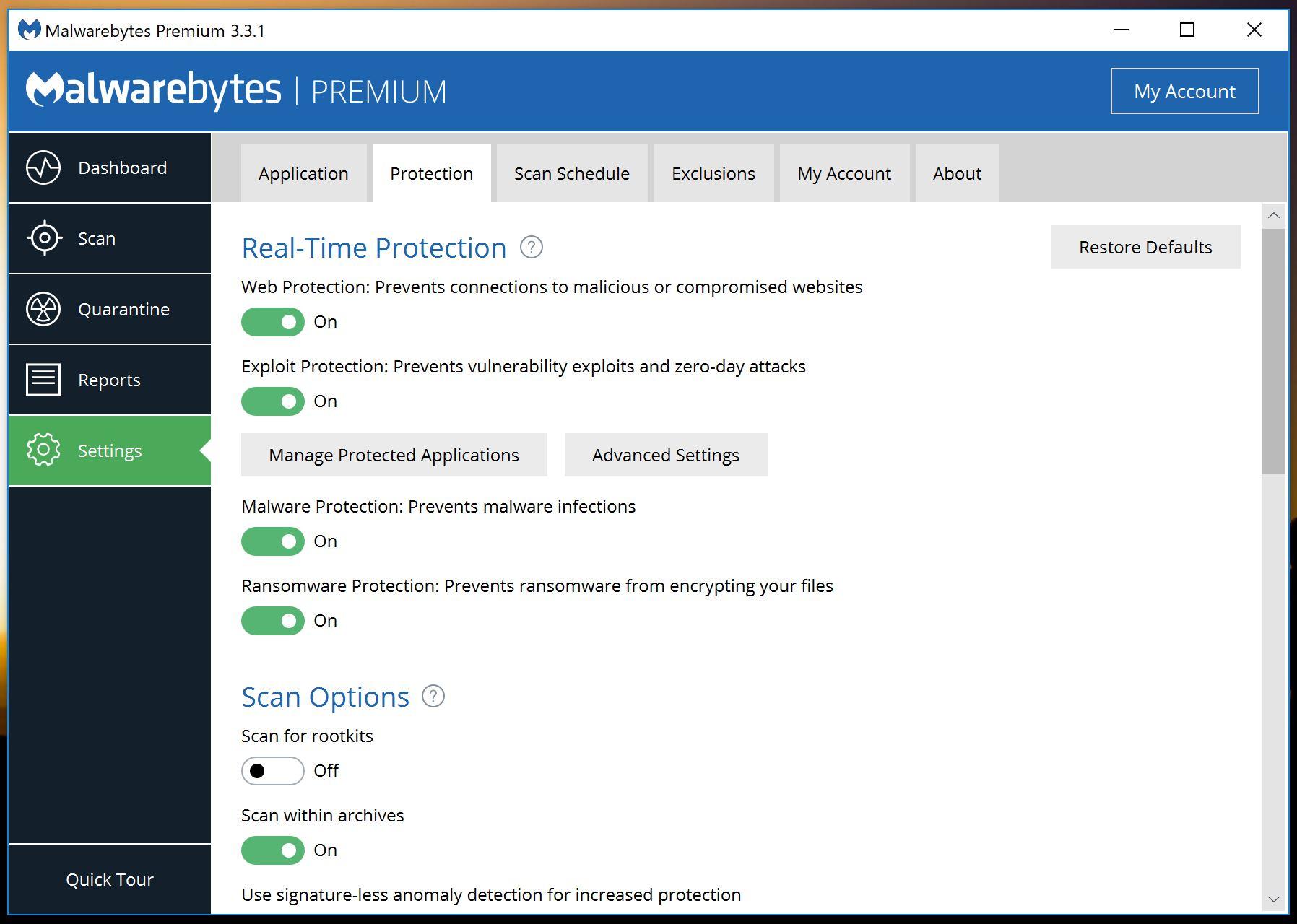Malwarebytes Review Free And Premium